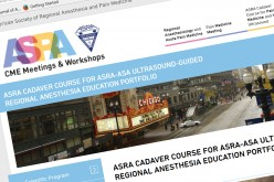 1st – 2nd ASRA Cadaver Course for ASRA-ASA Ultrasound-Guided Regional Anesthesia Education Portfolio