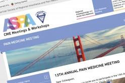 13th – 16th ASRA 14th Annual Pain Medicine Meeting