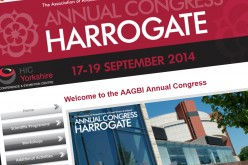 17th – 19th – AAGBI Annual Conference