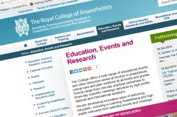 13th – 14th –  Joint Royal College of Anaesthetist and Scottish Society of Anaesthetists Winter Scientific Meeting