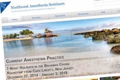 August 2014 – 25th – 6th Sep – Clinical Concerns in Anesthesia – Amsterdam, the Netherlands
