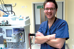 Danny and Chris – Two sides of the same anaesthetic