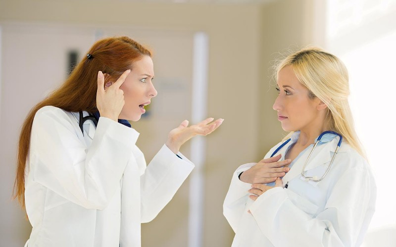 Nearly one in ten doctors in training experience bullying