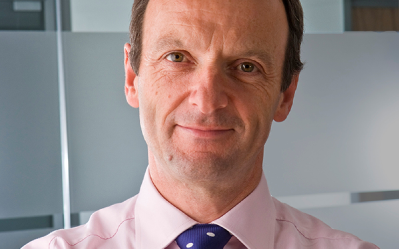 Professor Terence Stephenson starts as our new Chair