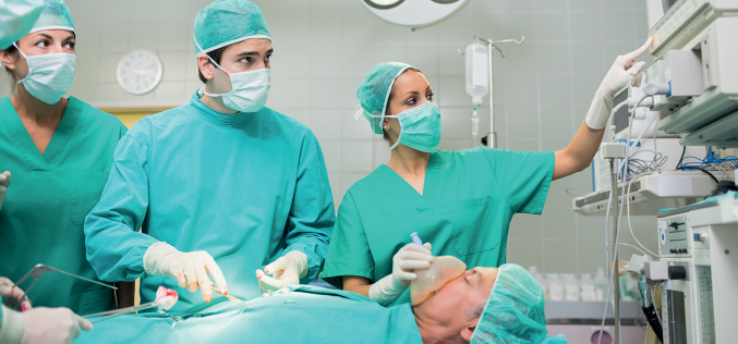 Elderly patients often receive too much anaesthesia for endoscopy