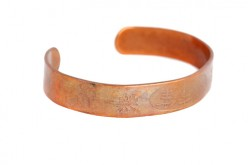 Do copper bracelets help with arthritis?
