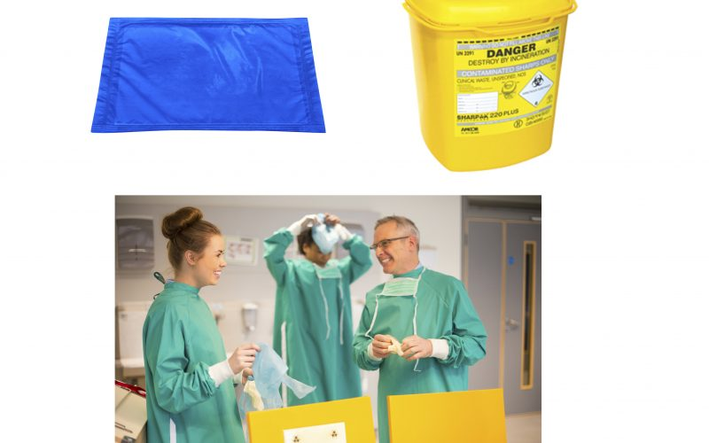 Elliott Absorbent Products builds on record sales with global launch of clinical absorbent pad