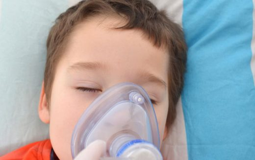 Single exposure to general anaesthesia before age three does not cause cognitive deficits