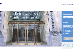 Critical care professionals share expertise at Dräger's fifth Advanced Ventilation Symposium
