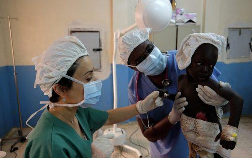 Six weeks in South Sudan