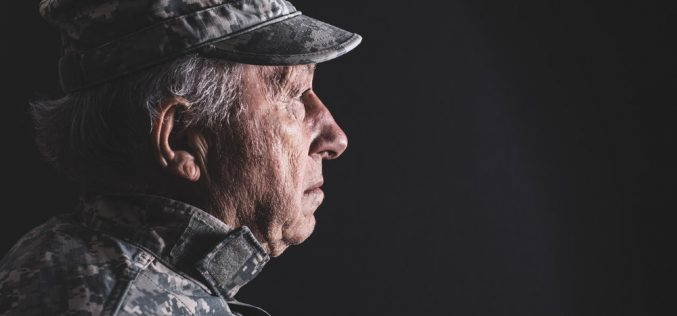 Pain often improves in older veterans