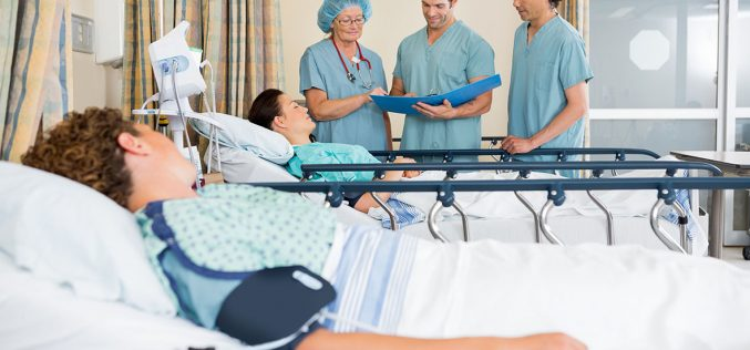 Northumbria leads European project to improve patient safety