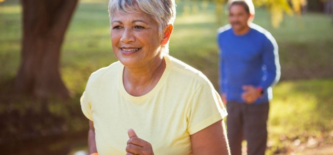 Physical activity affects pain modulation in older adults