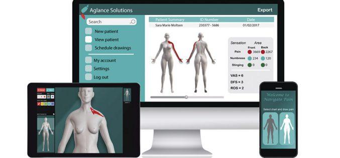 Aching knee or sore back? New app helps doctors treat pain