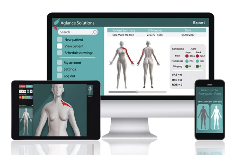 Aching knee or sore back? New app helps doctors treat pain