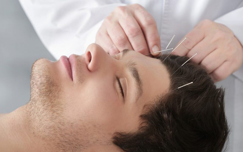 Acupuncture relieves pain in emergency patients