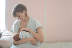 Breastfeeding may protect against chronic pain after C-section