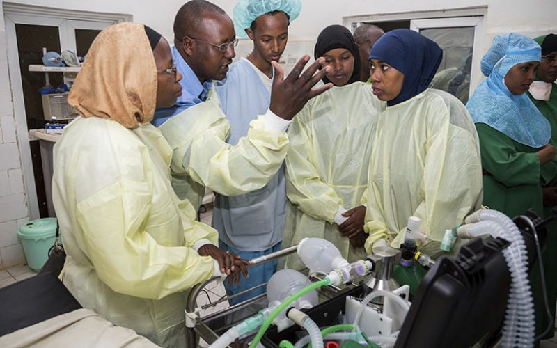 Partnerships for progress in Somaliland