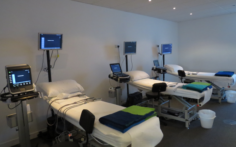 Filling the gap in ultrasound training