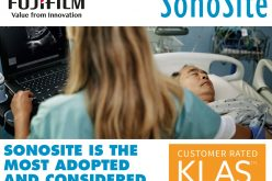 KLAS confirms the popularity of FUJIFILM SonoSite ultrasound systems