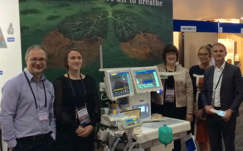 Dräger wins Green Exhibitor Award at the AAGBI Annual Congress 2017