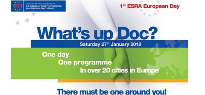 SonoSite supports first pan-European ESRA training