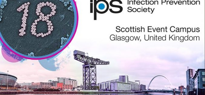 30 September – 2 October 2018, Infection Prevention 2018; Glasgow