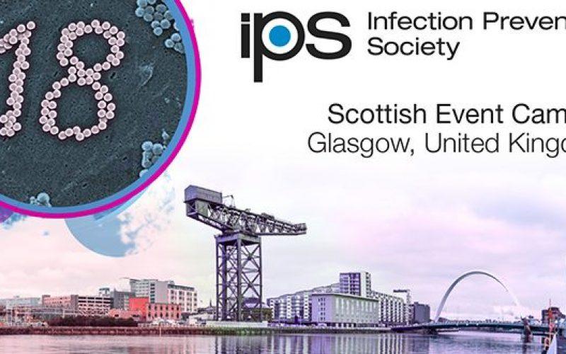 30 September – 2 October 2018, Infection Prevention 2018; Glasgow