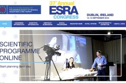 12-15 September 2018, ESRA 2018; Dublin