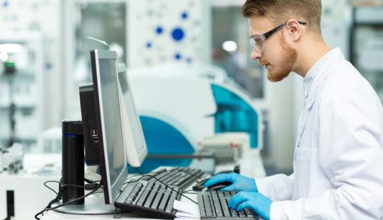 A new generation of pain medications using computer simulations
