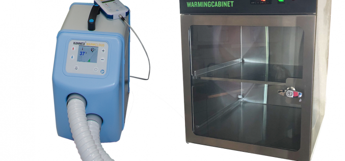New Kanmed Warming Cabinet And WarmCloud Available From CMS