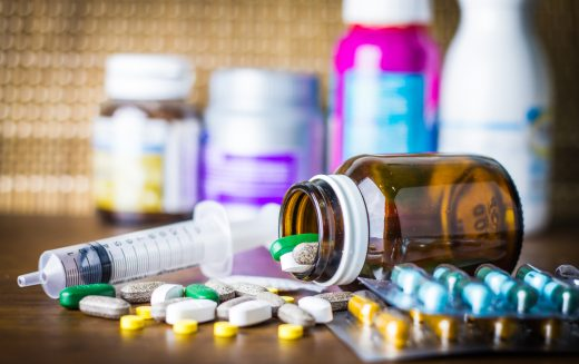 Pharmacology, side effects and interactions – focus on perioperative implications