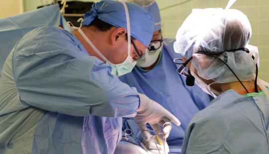 Rerouting nerves during amputation reduces phantom limb pain before it starts