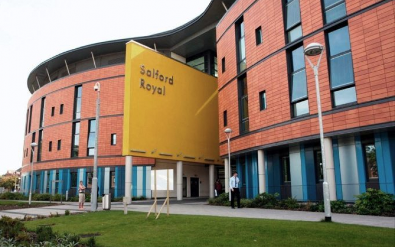 Salford Royal deploys paperless anaesthetic records