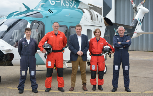 Air Ambulance appoints anaesthesia expert to its Board