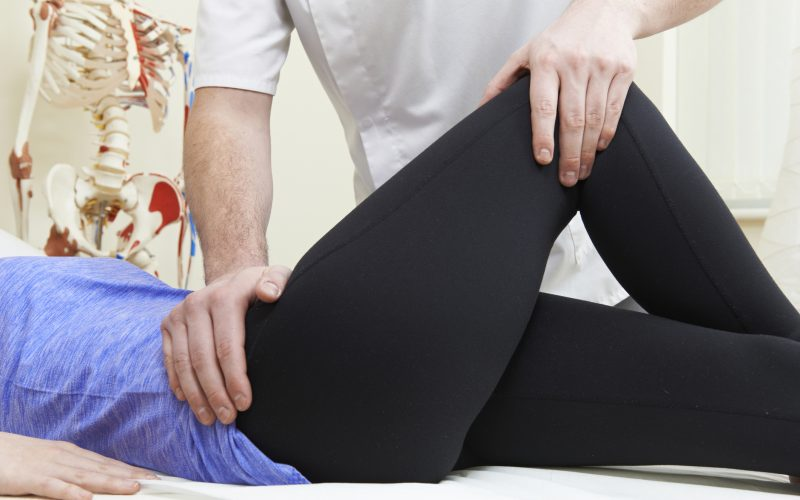 One in five awaiting new hip suffer acute pain