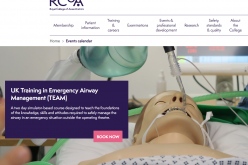 4-5 June 2020, UK Training in Emergency Airway Management (TEAM); Bath