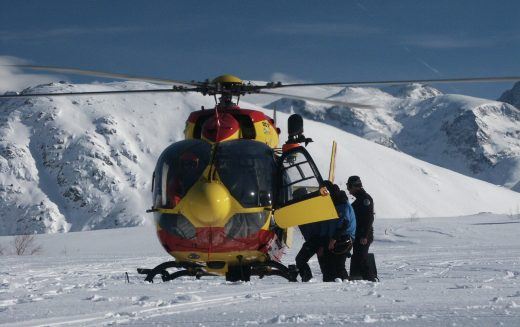 Taking the clinic to the mountain