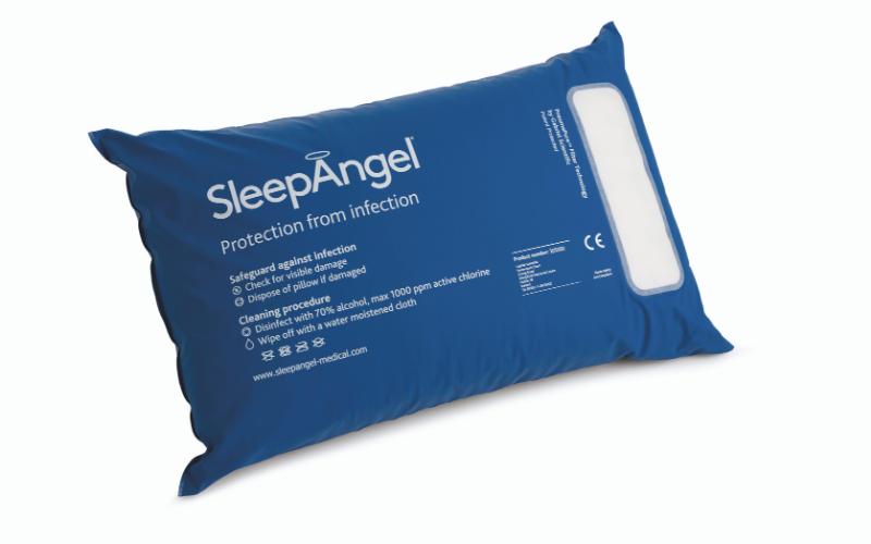 SleepAngel® Pillow: an effective barrier to coronavirus