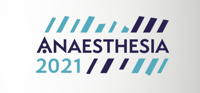 18-20 May 2021, Anaesthesia 2021; Online