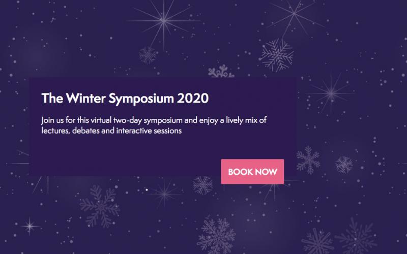 3-4 December 2020, RCOA Winter Symposium 2020; Online event