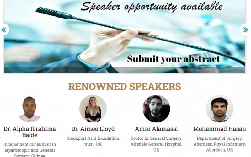 15-16 June 2021, Surgery and Anaesthesia; London