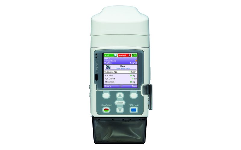 Smiths Medical announces the ECRI evaluation of the CADD®-Solis V4 wireless ambulatory infusion system