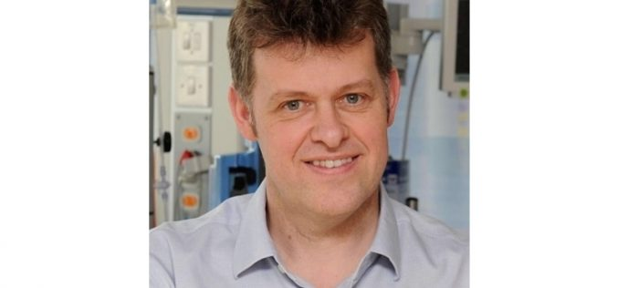 Anaesthetist in Focus – Peter Young