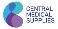 Central medical supplies logo