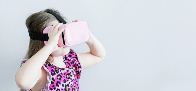 A game changer: Virtual reality reduces pain and anxiety in children